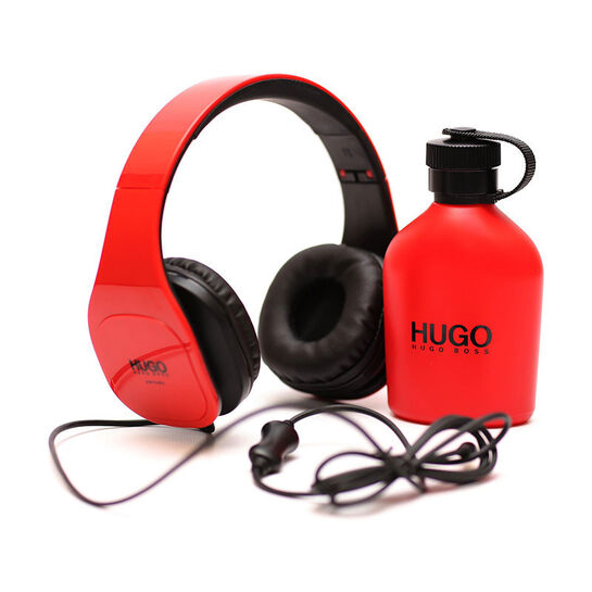 HUGO Red Eau de Toilette 200ml With Free Gift, , large