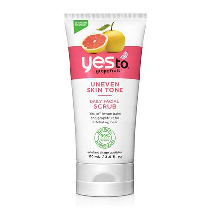 Yes To Grapefruit Daily Facial Scrub 112ml, , large