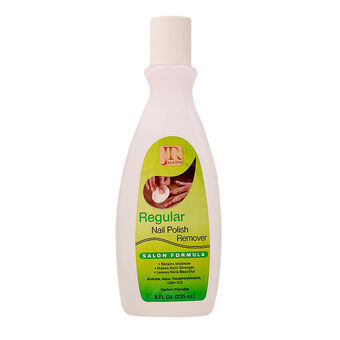 JR Beauty Regular Nail Polish Remover 235ml, , large