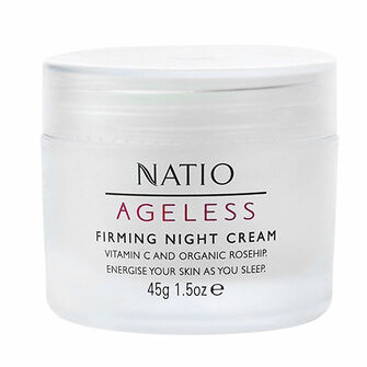 Natio Ageless Firming Night Cream 45g, , large