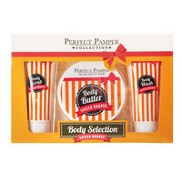 Perfect Pamper Collection Spiced Orange Gift Set, , large