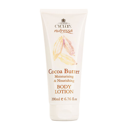 Cyclax Nutressa Cocoa Butter Body Lotion 200ml, , large