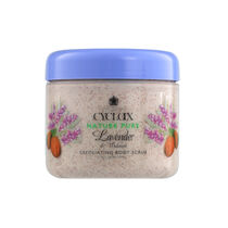Cyclax Lavender & Walnut Exfoliating Body Scrub 300ml, , large