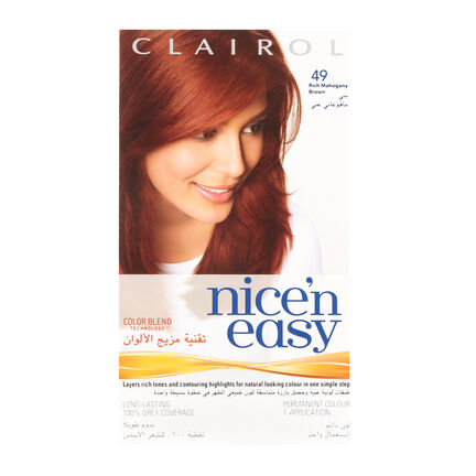 Clairol Nice'n Easy Hair Colour, , large