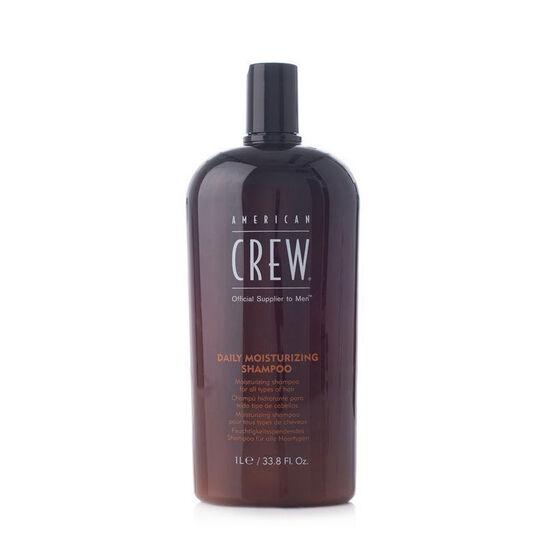 American Crew Moisture Shampoo 1000ml, , large