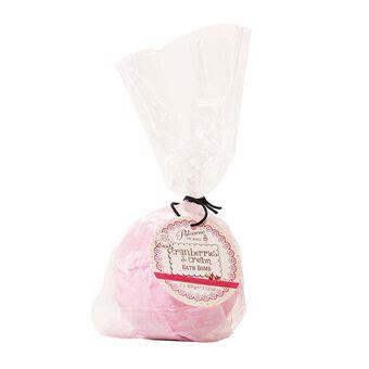 Rose & Co Patisserie De Bain Bath Bomb Cranberries & Cream, , large