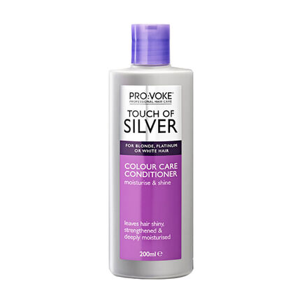 PRO:VOKE Touch Of Silver Colour Care Conditioner 200ml, , large