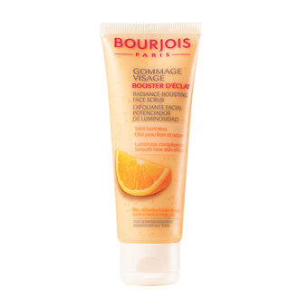 Bourjois Radiance Boosting Face Scrub Bamboo Bead & Orange, , large