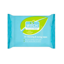 Witch Cleansing & Toning Wipes 25pcs, , large