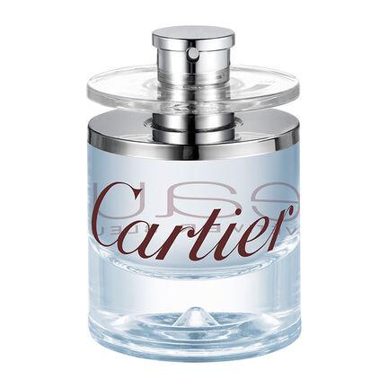 Cartier Eau de Cartier Vetiver Bleu EDT Natural Spray 50ml, 50ml, large