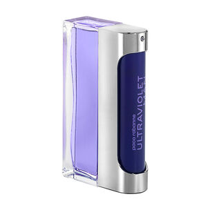 Paco Rabanne Ultraviolet Man Eau de Toilette Spray 50ml, 50ml, large