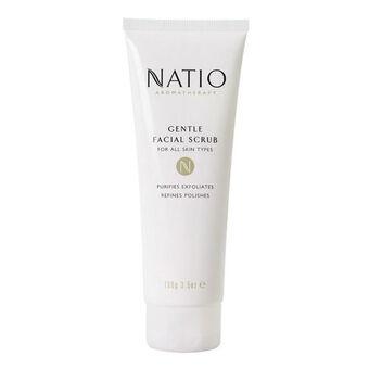 Natio Gentle Facial Scrub 100g, , large