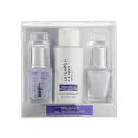 Leighton Denny Brilliance Treatment Regime 50ml 2x 12ml, , large