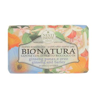 Nesti Dante Bio Natura Ginseng & Barley Soap 250g, , large