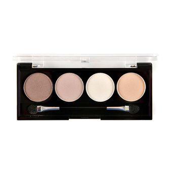 W7 Nudes Eyeshadow Palette 5.6g, , large