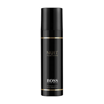 BOSS Nuit Pour Femme Deodorant Spray 150ml, , large