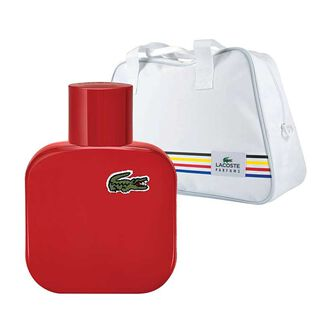 Lacoste Eau de Lacoste L 12 12 Rouge EDT Spray 50ml, 50ml, large