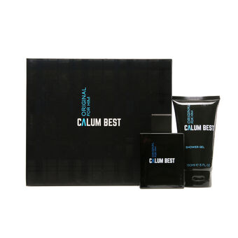 Calum Best Original For Him Eau de Toilette Gift Set 100ml, , large