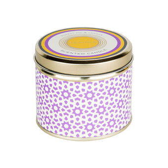 Abahna Forest Fig & Vanilla Tin Candle 160g, , large