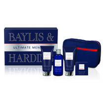 Baylis & Harding Sport Citrus Lime & Mint Toiletry Bag Set, , large