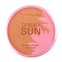 Maybelline Dream Sun Bronzing Powder With Blush, , large