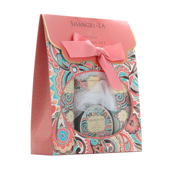 Creative Colours Shangri La Bath Gift Set 2 x 100ml, , large