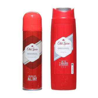 Procter and Gamble Old Spice Gift Set 250ml, , large