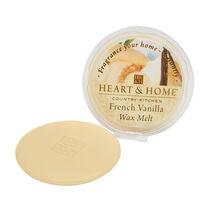 Heart & Home Wax Melt French Vanilla 27g, , large