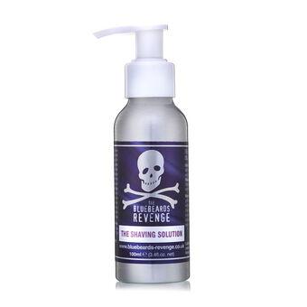 The Bluebeards Revenge The Shaving Solution 100ml, , large