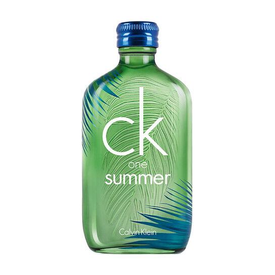 Calvin Klein CK One Summer 2016 Eau de Toilette Spray 100ml, 100ml, large