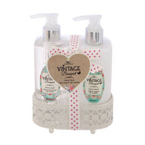 Body Collection Vintage Bouquet Hand Wash Duo 2 x 300ml, , large