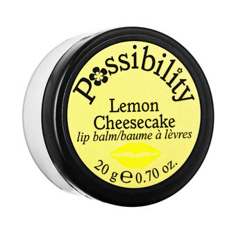 Possibility Lemon Cheesecake Lip Balm 20g, , large