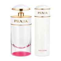 Prada Candy Kiss Gift Set EDPS 50ml & Body Lotion, , large