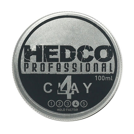 Hedco Professional 4 Clay 100ml, , large
