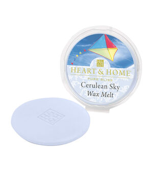 Heart & Home Wax Melt Cerulean Sky 27g, , large