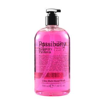 Possibility Raspberry Pavlova Hand Wash 500ml, , large
