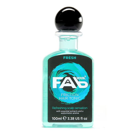 Fab Hair Friction Hair Tonic Fresh 100ml, , large