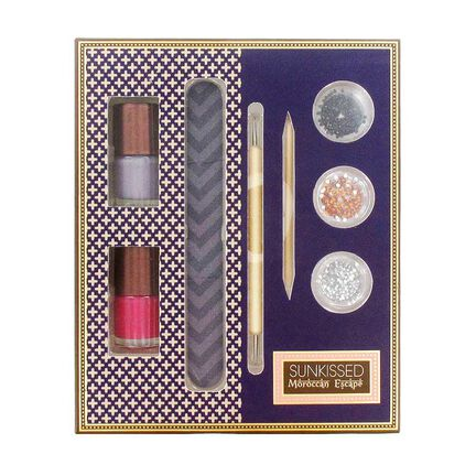 Sunkissed Moroccan Escape Nail Artisan Kit, , large