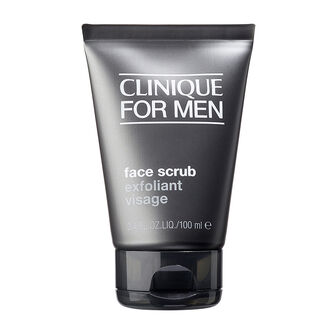 Clinique Men Face Scrub Exfoliant Visage 100ml, , large