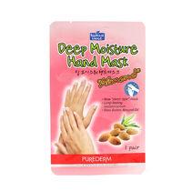 Purederm Deep Moisture Almond Hand Mask, , large