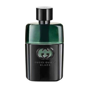 Gucci Guilty Black Pour Homme Eau de Toilette Spray 50ml, 50ml, large