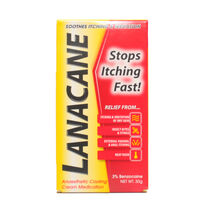 Lanacane Stop Itching Fast Cream 30g, , large