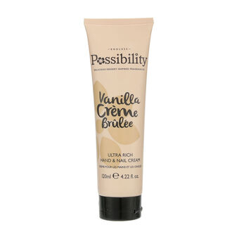 Possibility Vanilla Creme Brulee Hand & Nail Cream 120ml, , large
