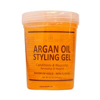 NUBIAN QUEEN Argan Oil Styling Gel 907g, , large