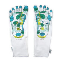 Opal Crafts Reflexology Socks, , large