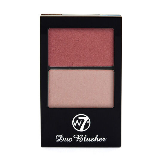 W7 Blusher Duo Compact, , large