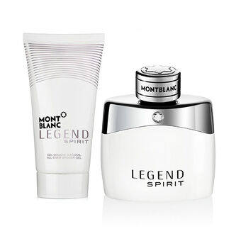 Mont Blanc Legend Spirit Eau de Toilette Spray 50ml + FG, , large