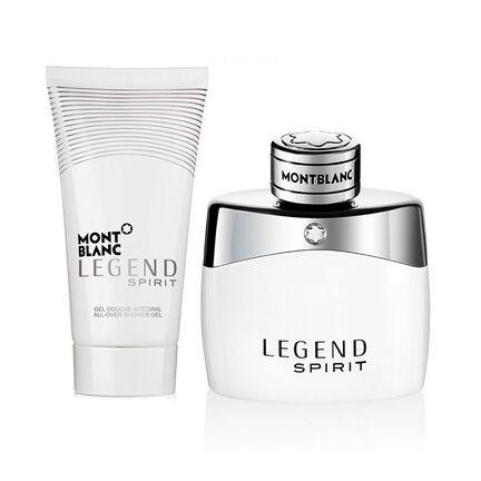 Mont Blanc Legend Spirit Eau de Toilette Spray 50ml + FG, , large