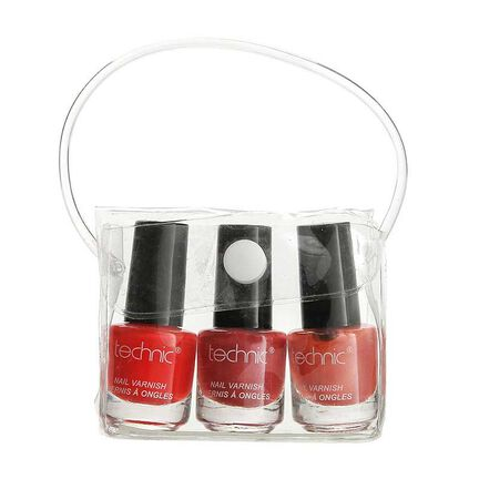 Technic Nail Polish Set in Loop Bag, , large