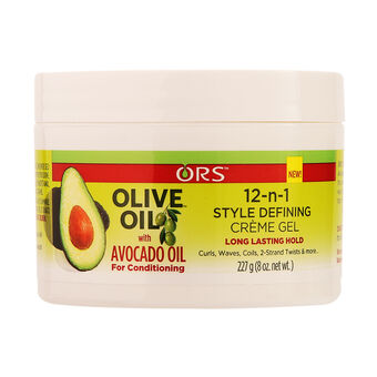 ORS Olive Oil With Avocado Oil Hair Cream Gel 227g, , large